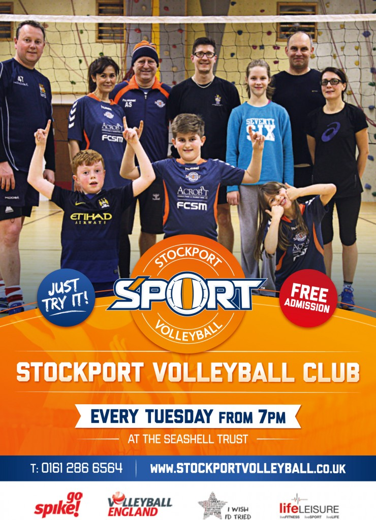 Stockport Volleyball Club